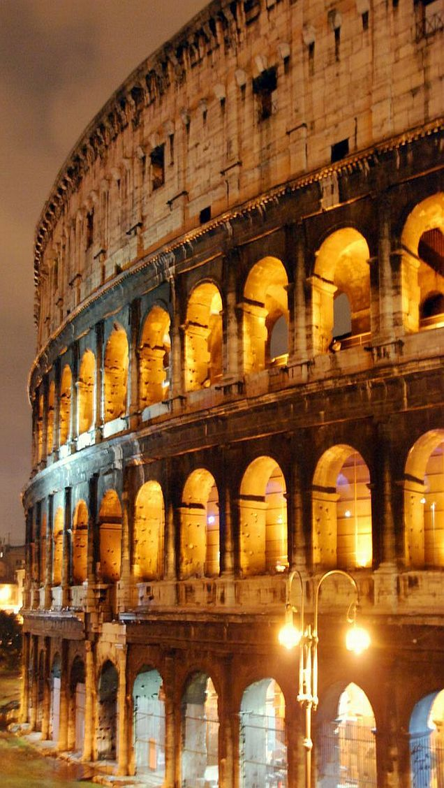 Bucket List~Colosseum in Rome, Italy