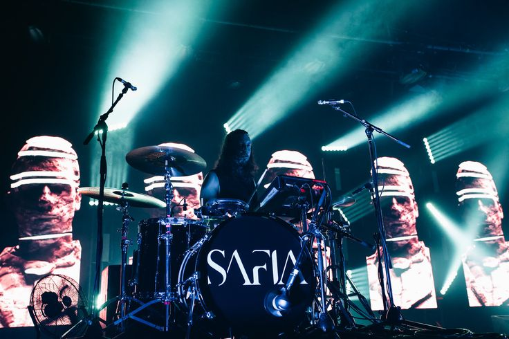 Michael from Safia Live at the Enmore