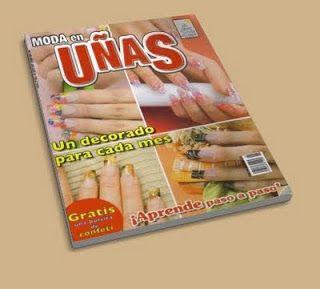 Revista Uñas Nº 6, 5 y 3 PDF - Manuales gratis