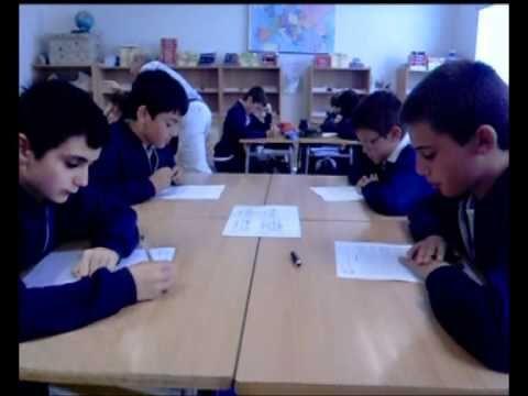 Trabajo cooperativo - Lectura Compartida - Colegio Llaüt - YouTube