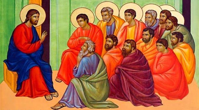 Gli Apostoli, testimoni e inviati di Cristo (Benedetto XVI) |