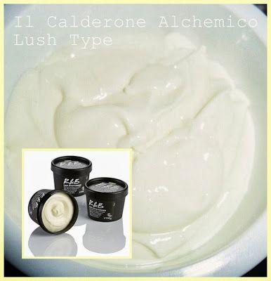 """Il Calderone Alchemico Cosmesi Home Made: """"CRINE TEMPESTOSE"""" LUSH TYPE"""