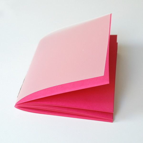 A5 – turquise notebook with mat plexiglass cover A5 – a unique product by Kajet on DaWanda