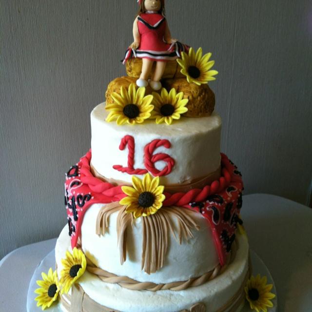 Sixteen Birthday Cake Images