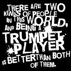 Cool Grunge Trumpet Joke