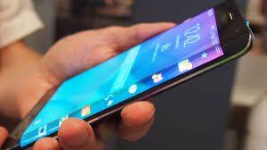 Si Layar Cembung Samsung Galaxy Note Edge #Kapanajahcom #SmartPhone #SamsungPhone #CoolStuff