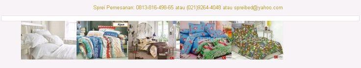 Spreibed store, toko online jual grosir sprei dan bedcover harga murah di Bekasi. Aneka motif bahan sprei katun jepang, sprei katun lokal (CVC), sprei satin, sprei polos, sprei putih dan sprei motif.