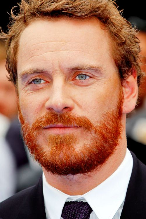 How have I only just realised he has a ginger beard? Love!