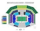 #Ticket  SF 49ers SBL Rights Sec 122 Row 3 2 Seats on Aisle #deals_us