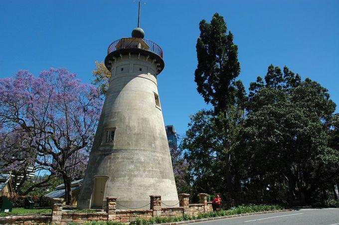 Windmill Tower  Wickham Tce Brisbane