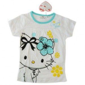 Camiseta blanca de #CharmmyKitty. Talla 10 años. Sólo 5.59€!