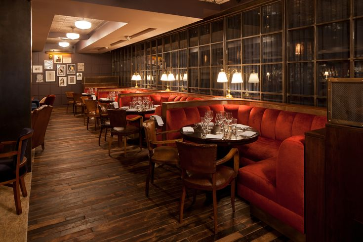 Club Bar - Soho House NY