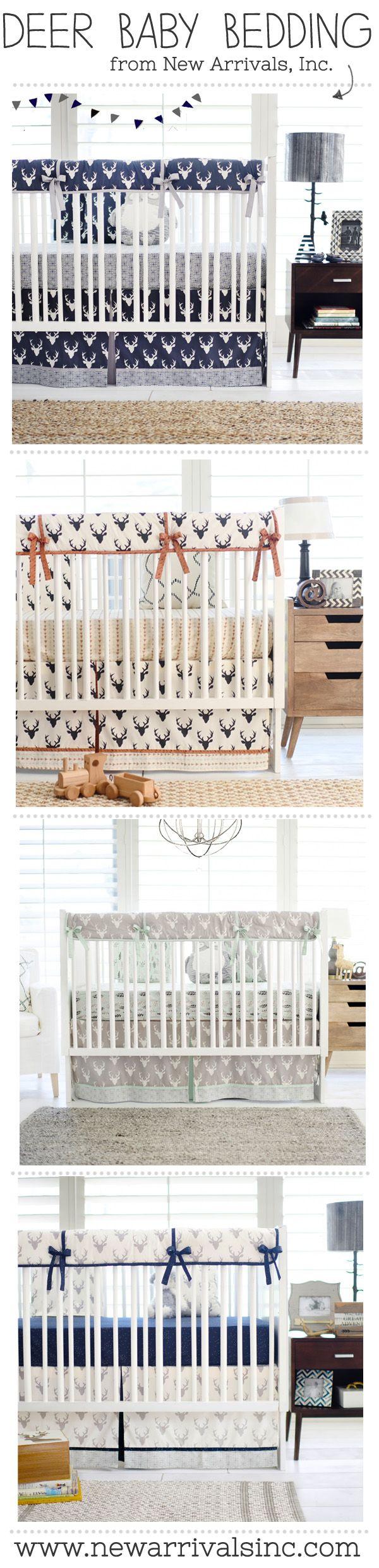Best Deer Nursery Bedding Ideas On Pinterest Boy Nursery - Baby boy deer crib bedding sets