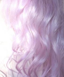Pastel cheveux en rose