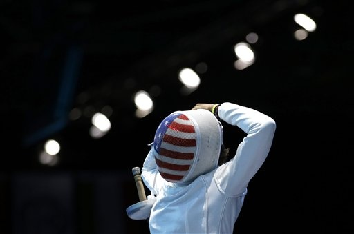 U.S.A's Fencing Mask