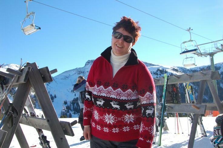 Nice sweather :-)