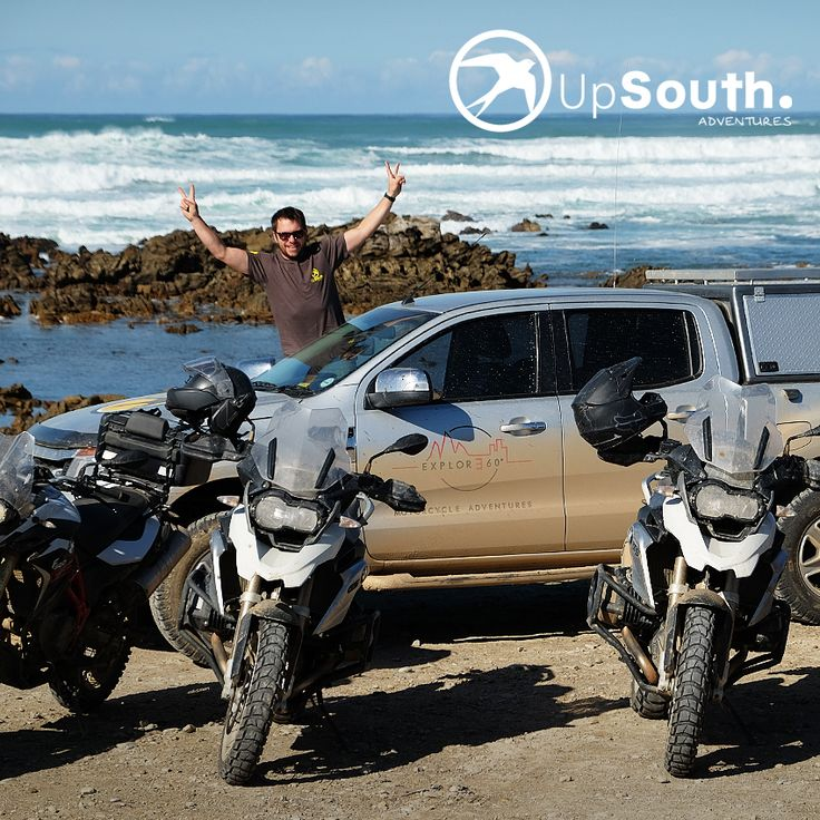 Everyone made it safely to the Most Southern Tip of Africa, and back to Cape Town. #mostsouthernpointofafrica #southafrica #travel #sea #adventure  www.upsouthadventures.com