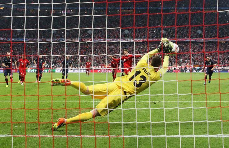 Fotos: Champions League: Las mejores imágenes del Bayern de Múnich - Atlético de Madrid | Deportes | EL PAÍS