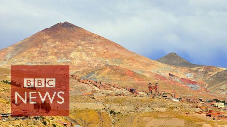Subscribe to BBC News www.youtube.com/bbcnews Catharina Moh has been to Bolivia to meet people living on what's known as the rich mountain - a silver mine th...