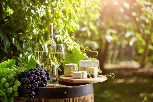 Белые чилийские вина вина идеально сочетаются с морепродуктами и фруктовыми десертами