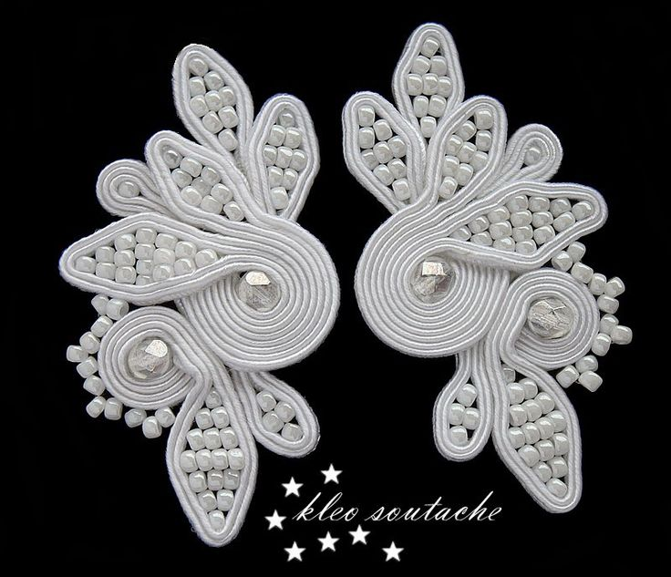 Sutasz Kleo /Soutache jewellery: OMERISKA