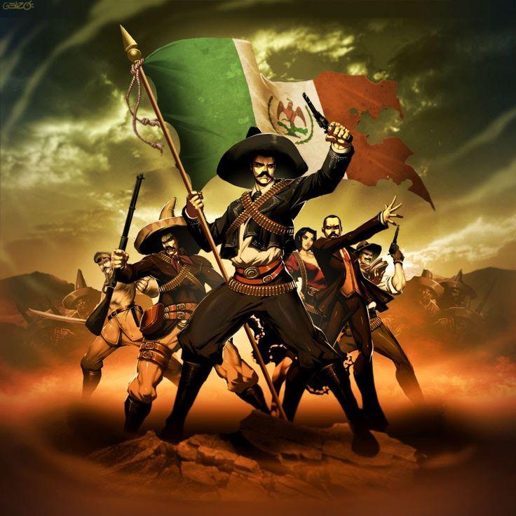 Mexico-Resumen de Historia-Producciones Vicari.(Juan Franco Lazzarini)
