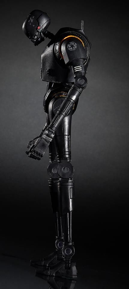 "HASBRO's THE BLACK SERIES 6"" K-2SO (ROGUE ONE) - courtesy starwarscollector.com"