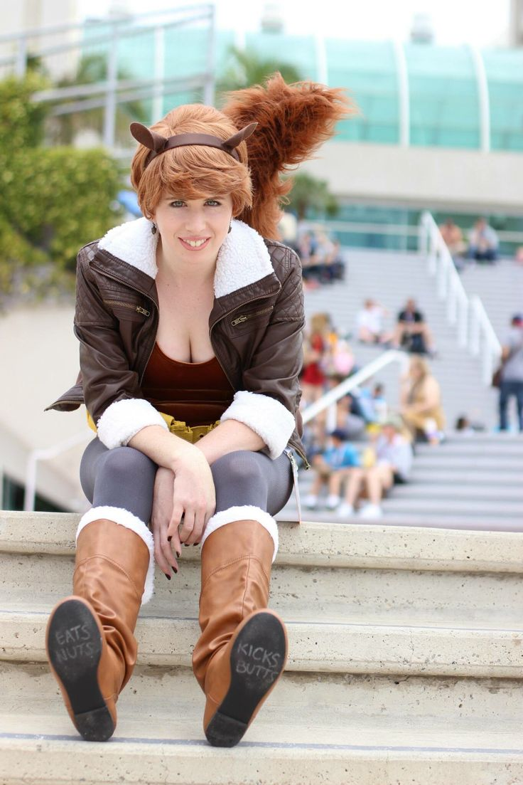 The Unbeatable Squirrel Girl @ Comic-Con 2015