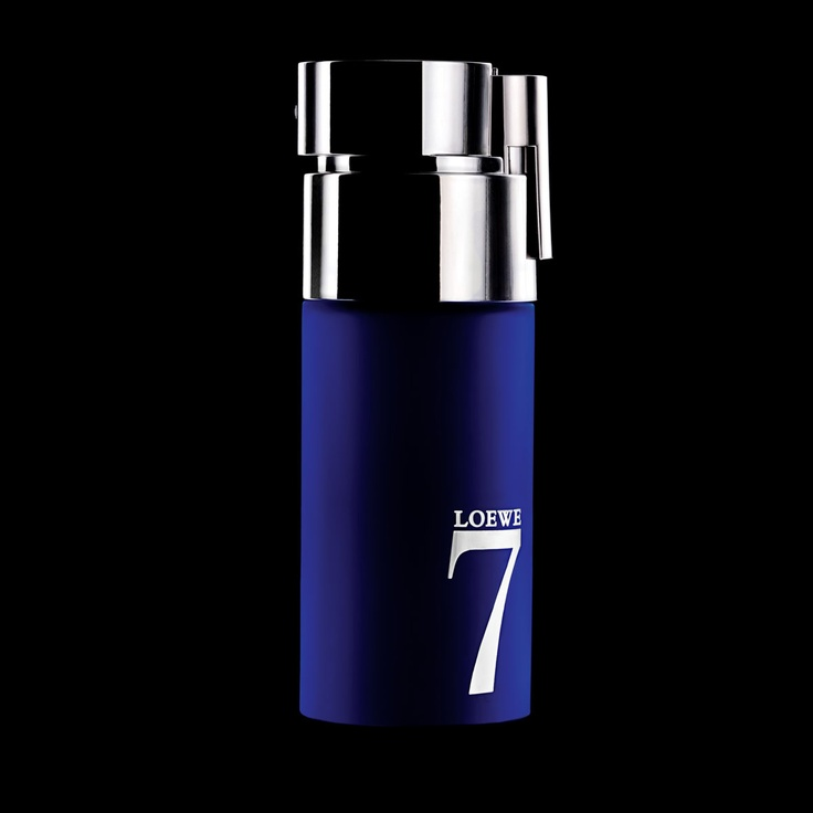 '7 Loewe', 2010. A fragrance with only seven  ingredients wich represents our contemporary hero. It is mysterious, passionate, full of personality, proudly seasoned with Spanish art and tradition.