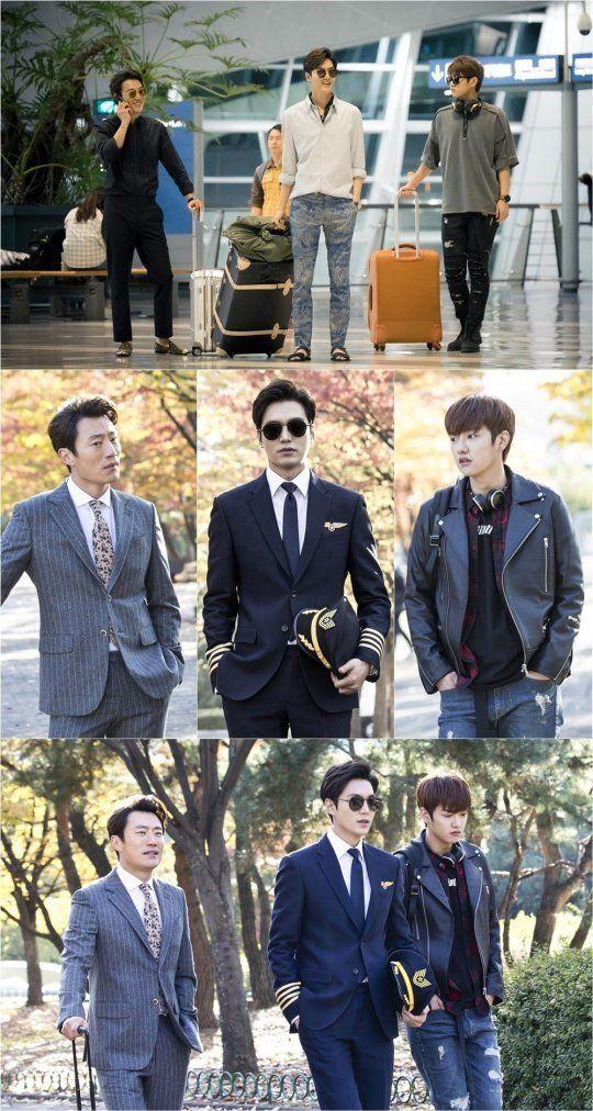 'The Legend of the Blue Sea' drops still cuts of Lee Min Ho looking sexy in uniform | allkpop