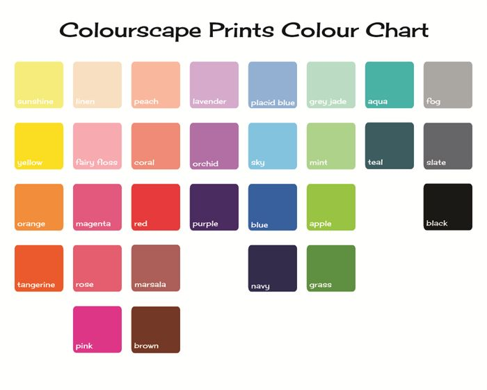 Colour Mood Chart 33 best colours - mood board (opportunity) images on pinterest