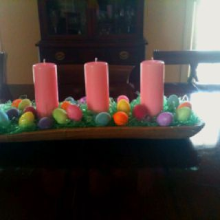 Easter Decorations very simple