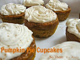 This Pumpkin Pie Cupcake recipe has been floating around Pinterest for awhile now, and it actually comes from my favorite couponing sit...