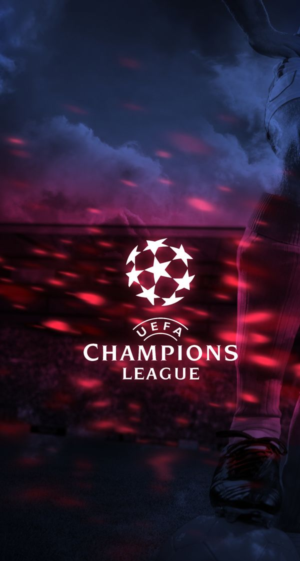 Uefa Champions League VS Series // by Kode Logic, via Behance