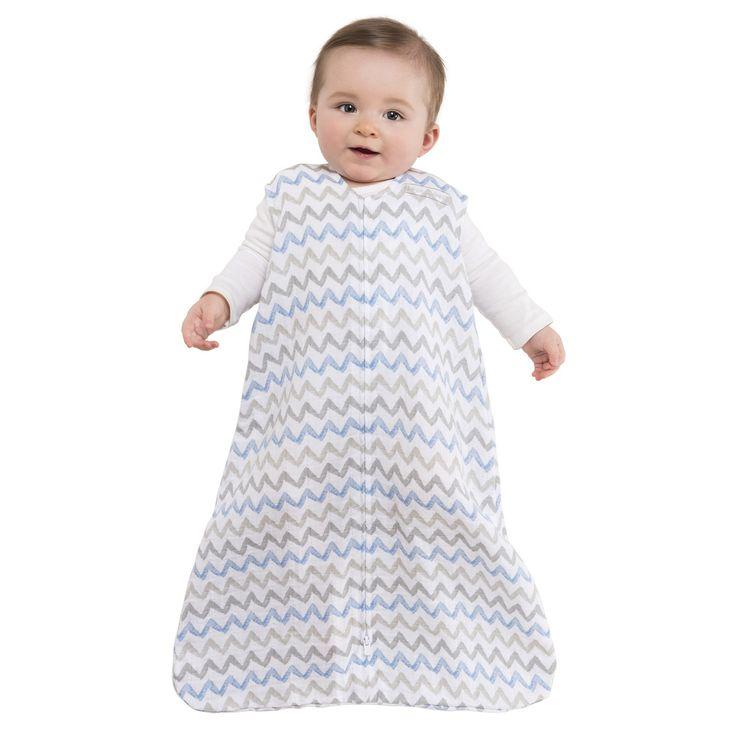 HaloSleep.com - HALO® SleepSack® Wearable Blanket 100% Cotton Muslin     Chevron Taupe, $28.95 (http://www.halosleep.com/halo-sleepsack-wearable-blanket-100-cotton-muslin-chevron-taupe/)