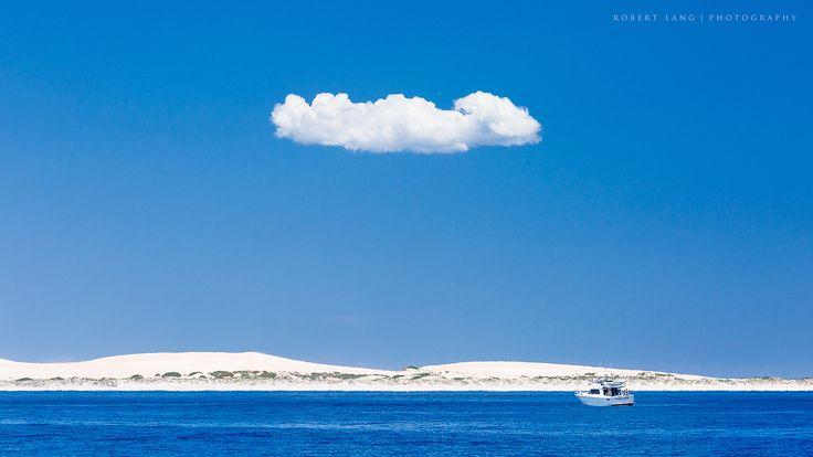 Fishing the deep blue, Coffin Bay National Park South Australia