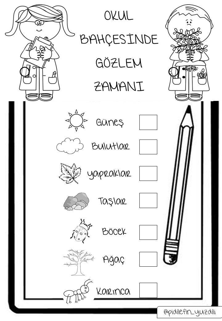 Sonbahar Okul Oncesi Okul Oncesi Yaslar Icin Montessori Yontemi