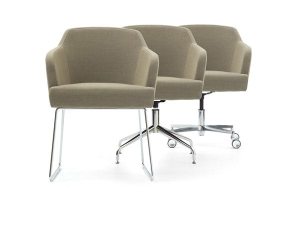 Lucia desk chairs by Design at Knightsbridge