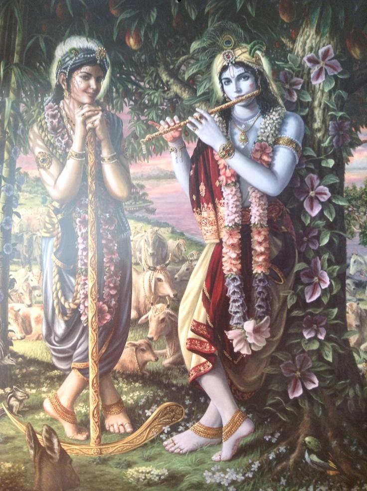 Krishna & Balaram
