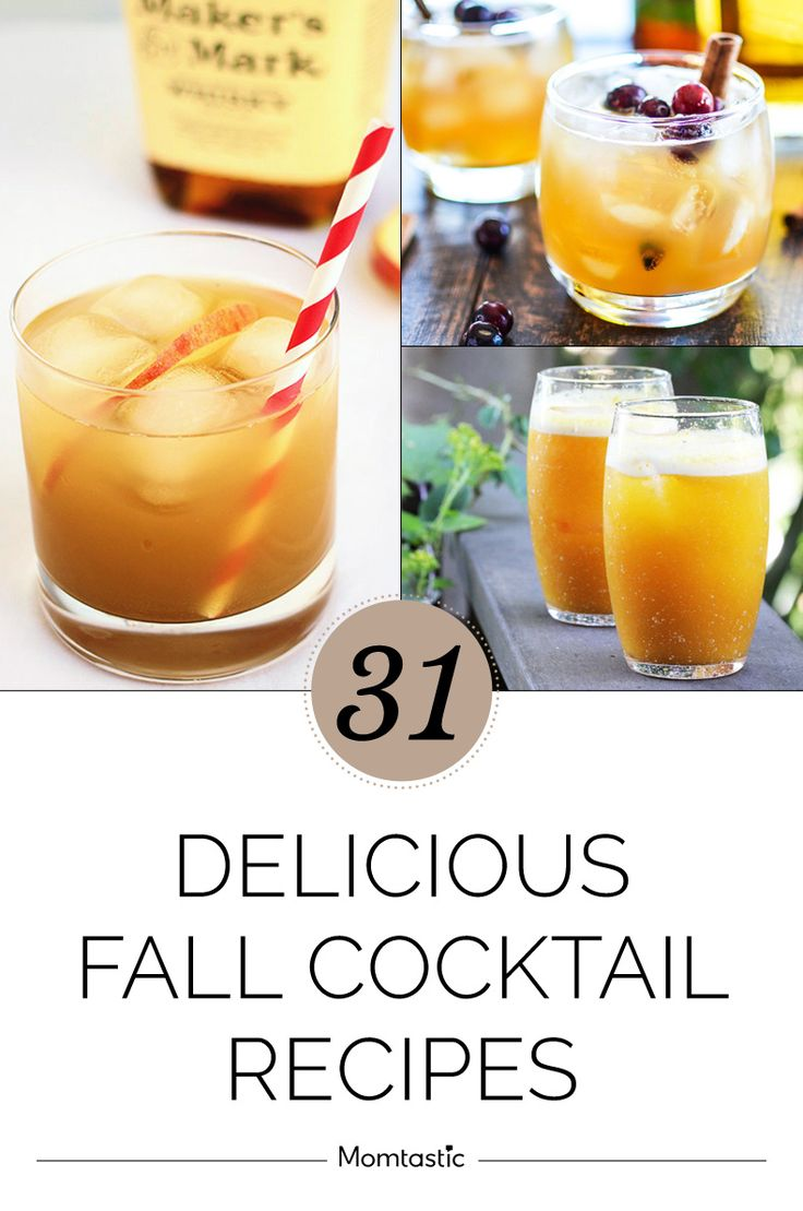 17 best images about cocktail recipes on pinterest for Fall cocktail ideas