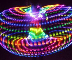Neon LED Hoop #LavaHot http://www.lavahotdeals.com/us/cheap/neon-led-hoop/176880?utm_source=pinterest&utm_medium=rss&utm_campaign=at_lavahotdealsus