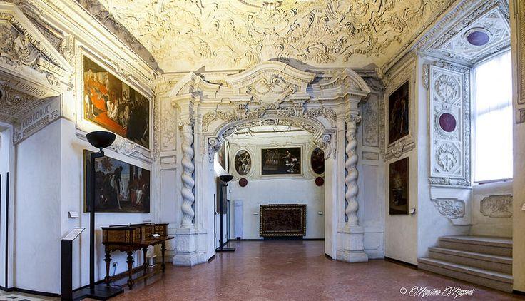 PIACENZA - alcova di Palazzo Farnese® Massimo Mazzoni https:://www.facebook.com/lefotografiedimassimo
