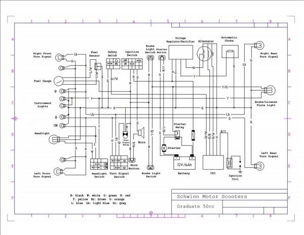 Envoy Starter Wiring Diagram Free Download Schematic Electrical Diagram Diagram Scooter