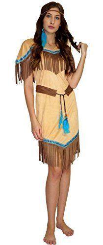 SEHR GUT: Maylynn 16617 - Kostüm Indianerin Indianerkostüm Damen 3-teilig, L | Kleidung & Accessoires, Kostüme & Verkleidungen, Kostüme | eBay!