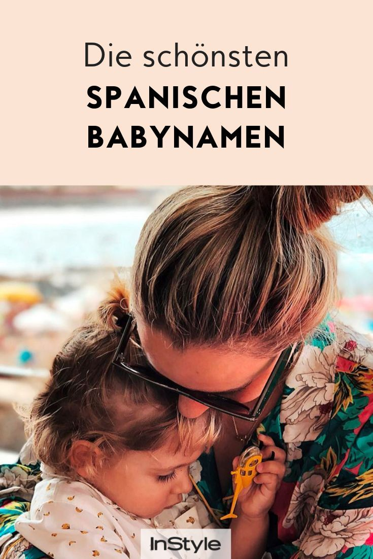 Babynamen Spanisch