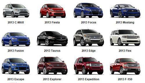 2013 ford line up which is your favorite ford cars suv truck drivedana statenisland newyork nyc ford life pinterest cars nyc and suvs