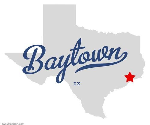 New Construction Homes In Baytown Texas