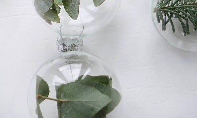 Θες και άλλες μπάλες για το δέντρο σου; Φτιάξε αυτές μέσα σε χρόνο dt!