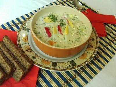 Clipe dulci: Supa Acroshka