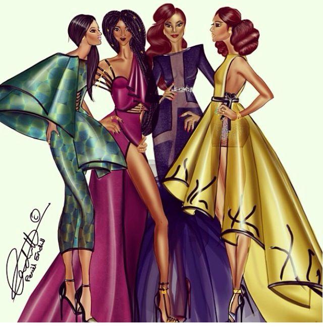 65 best Fashion Design Inspiration images on Pinterest